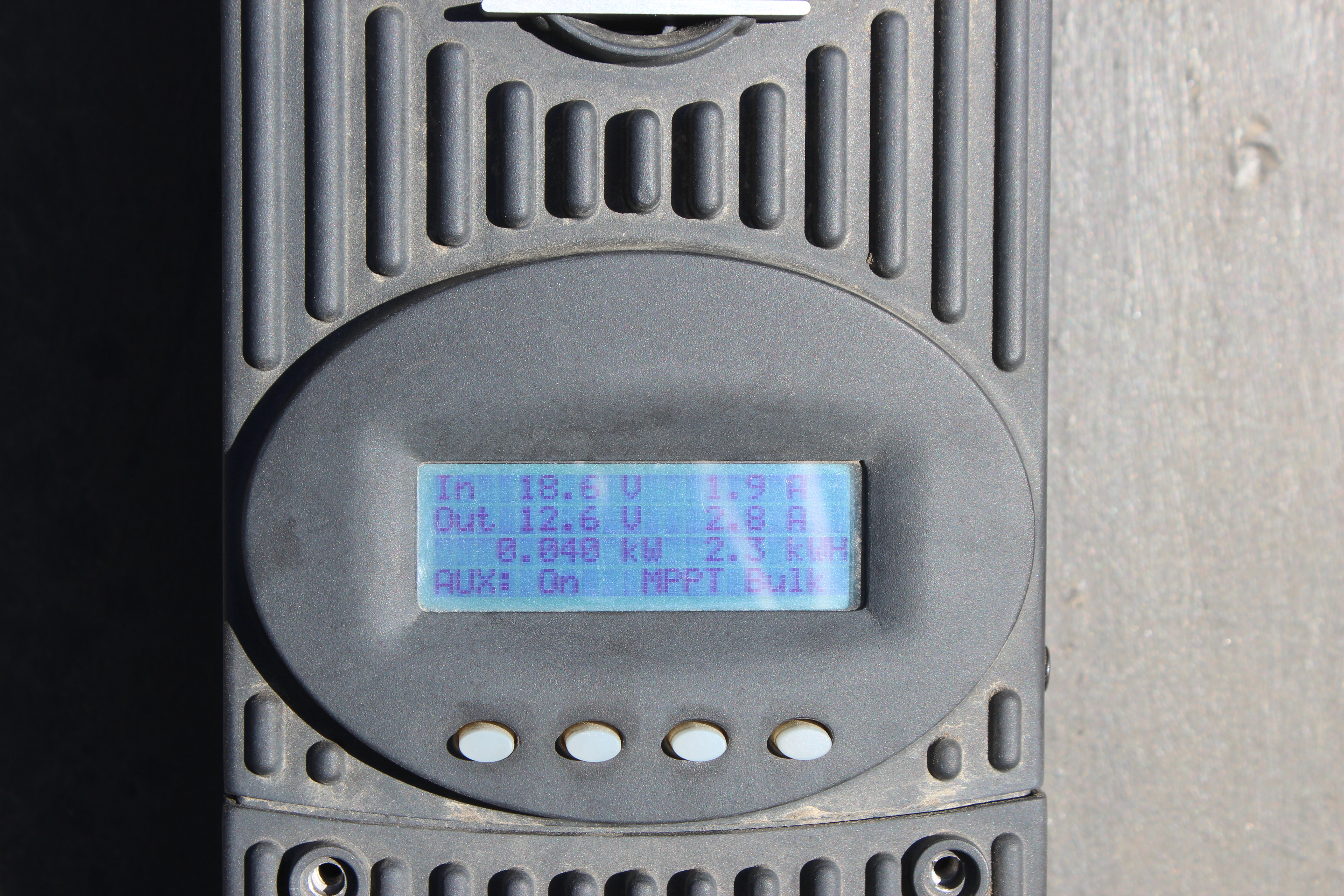 Picture of Charge Controller
