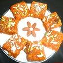 Carrot Milk Cake
