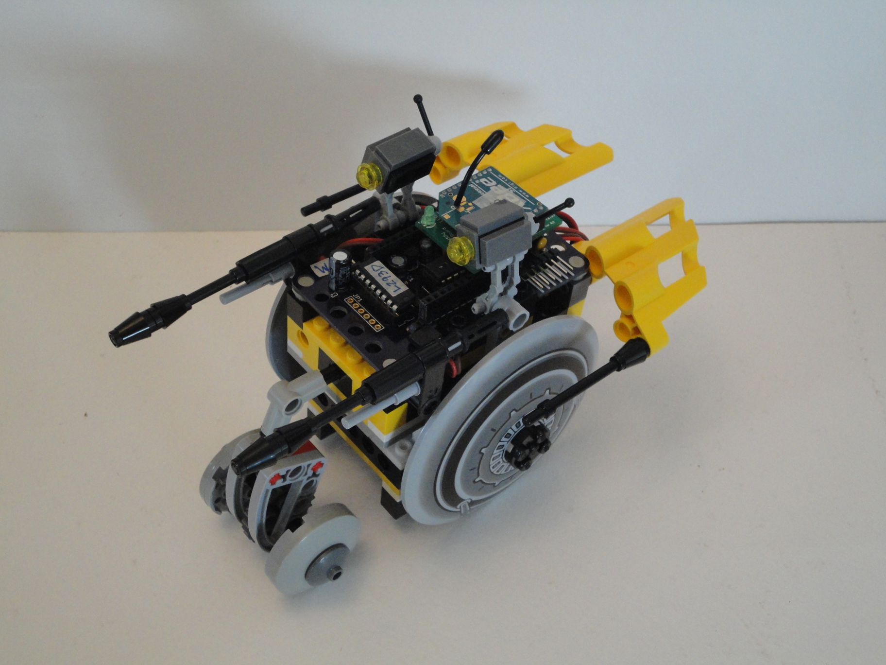 10 x Lego Grey T-PIECE 4211508 Parts /& Pieces