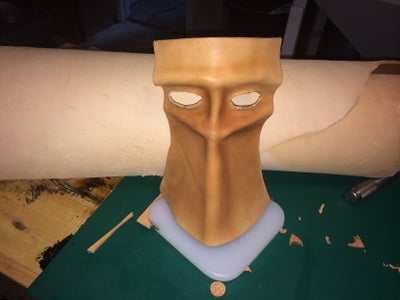 Mask Forming