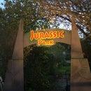 Jurassic Park Gate