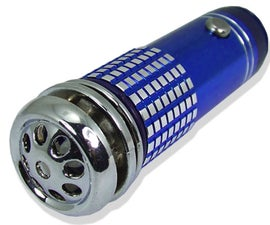 Emp/ Network jammer from 12v car ionizer !!! under 5$