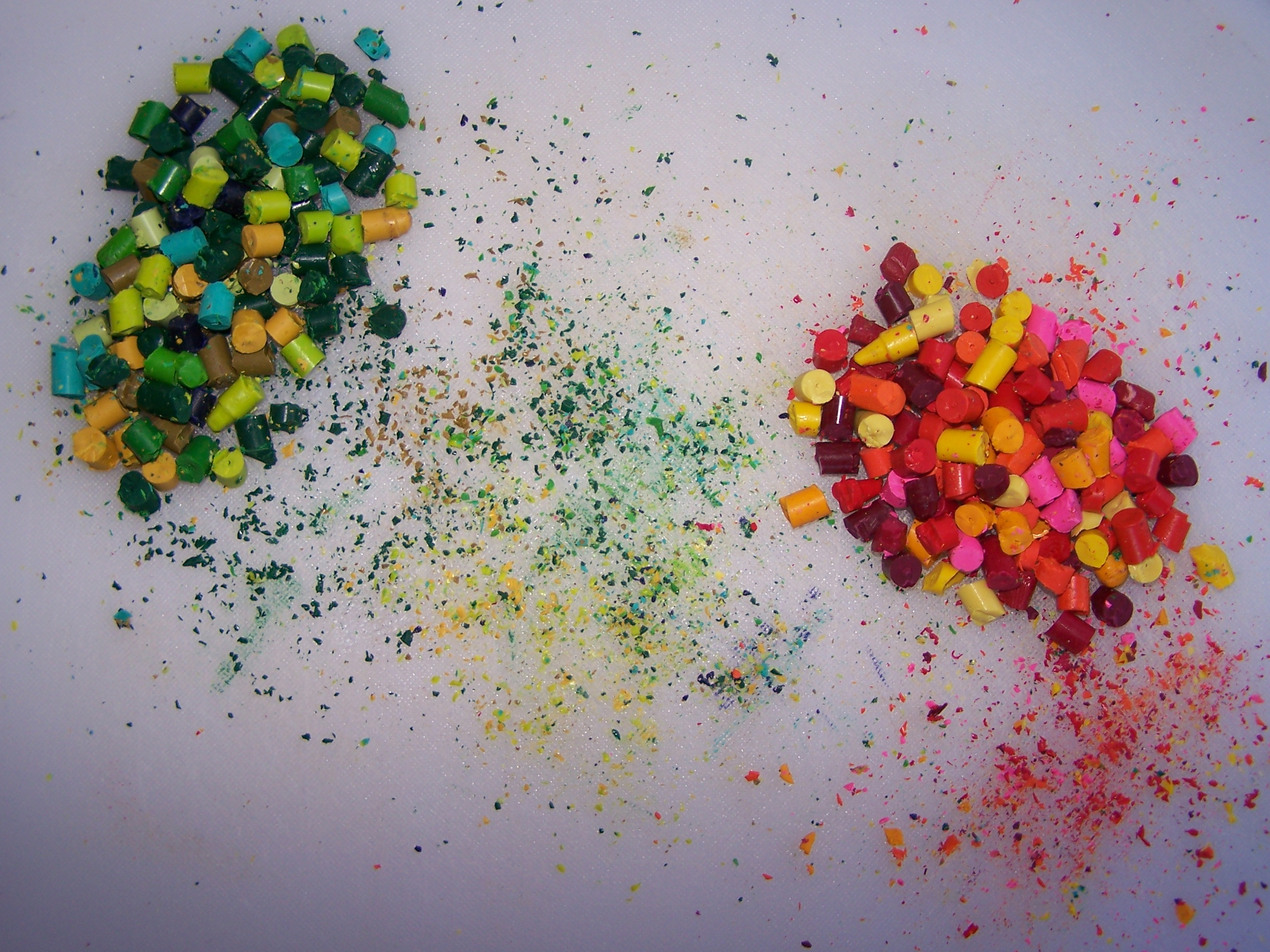 Picture of Making Crayons
