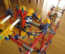 Knex Custom Chain Lift