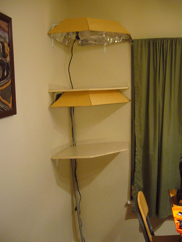 Picture of Mount the Shelving on the Wall