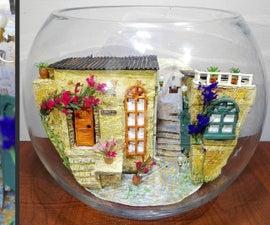 How to Make Mini House Diorama