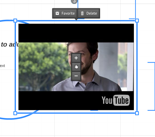 Picture of Adding Videos