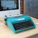 Installing USB Typewriter Kit on Olivetti Typewriters