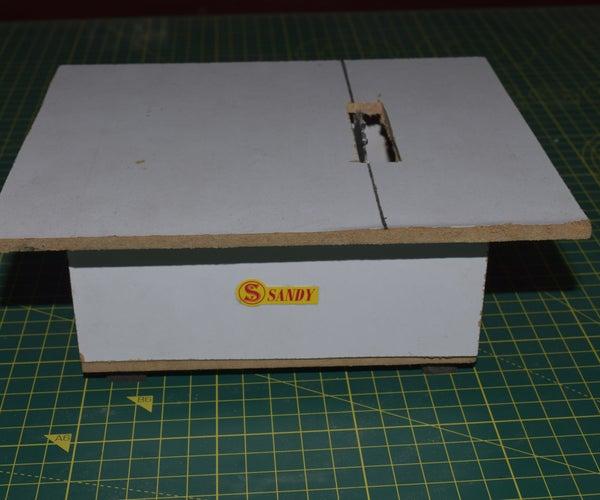 DIY PCB Cutter
