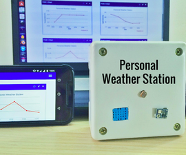 Make a Personal Weather Station