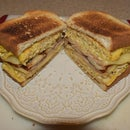 Tongan Breakfast Sandwich