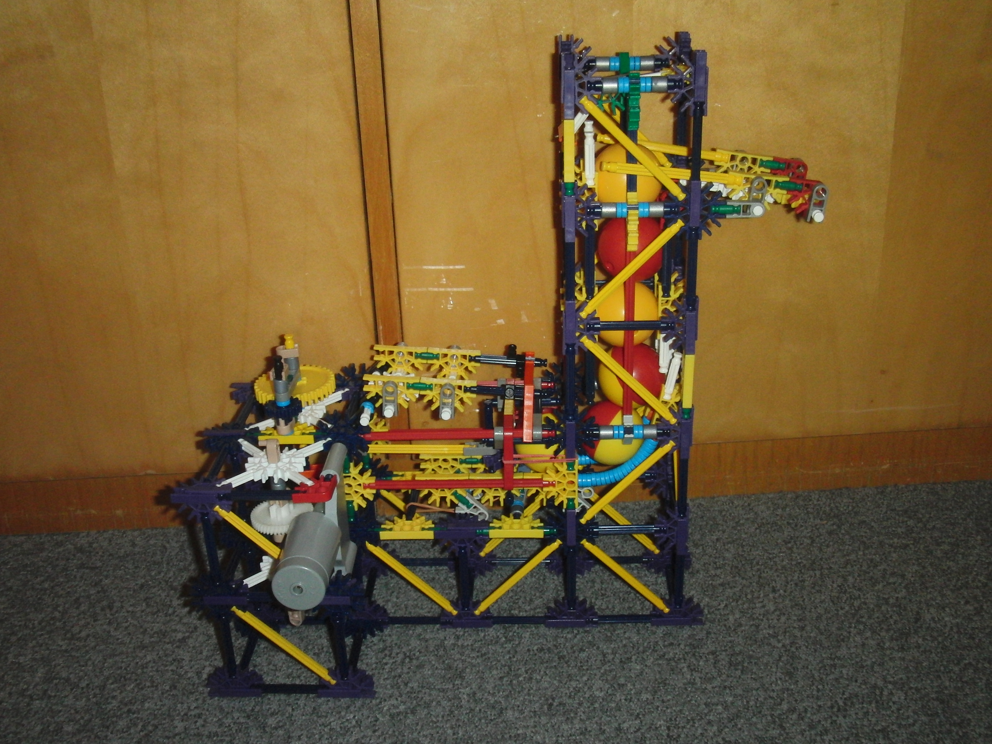 Picture of Knex Pump Lift