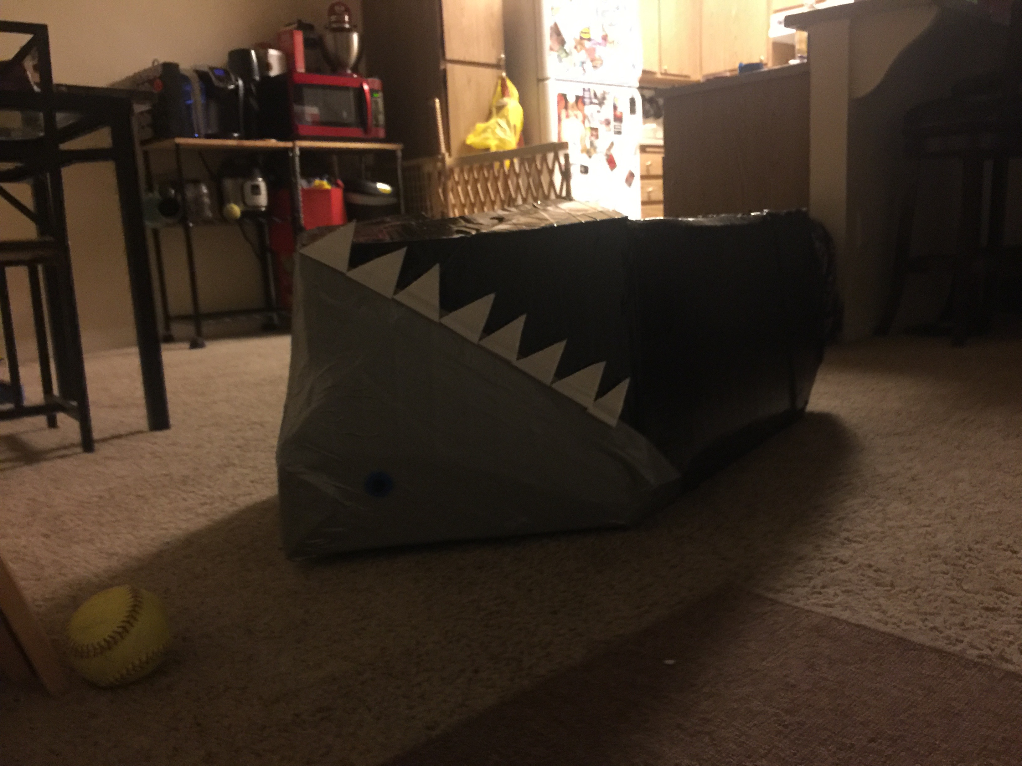 Picture of S.S Orca ( Cardboard Boat)