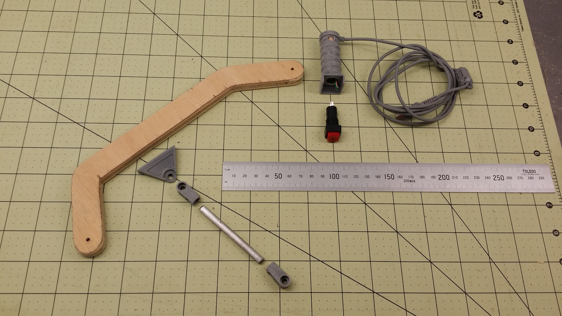 Picture of Handle Assembly