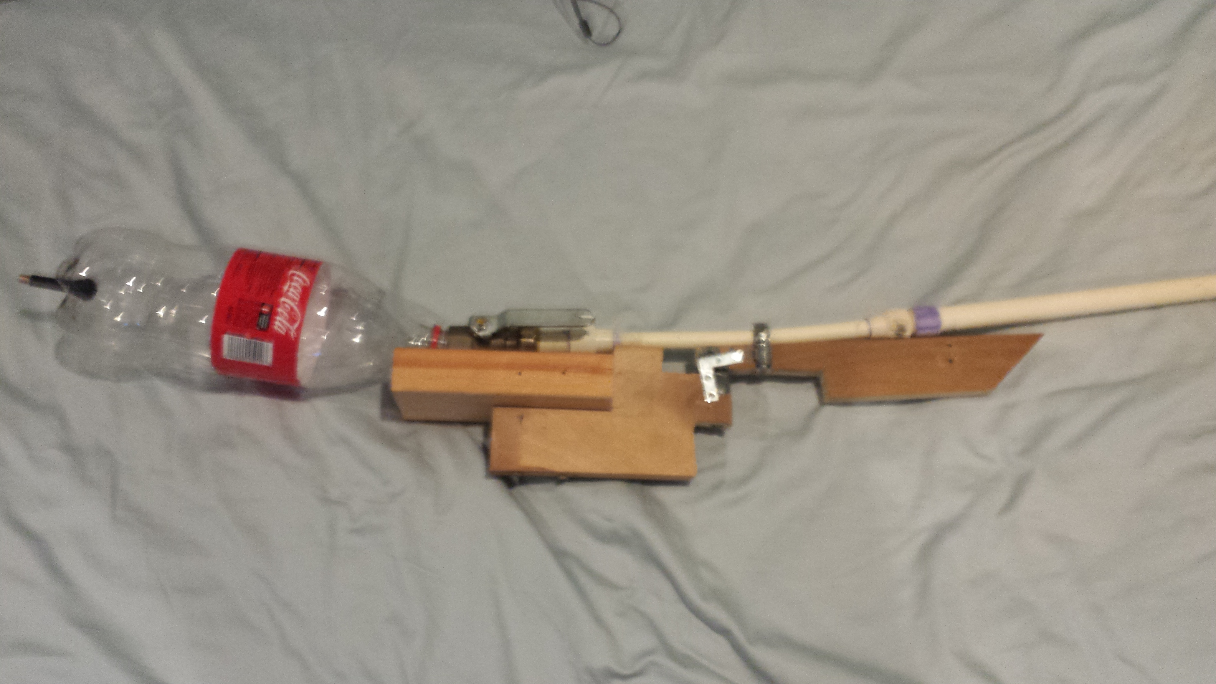 Picture of How to Make a Simple Air Guns