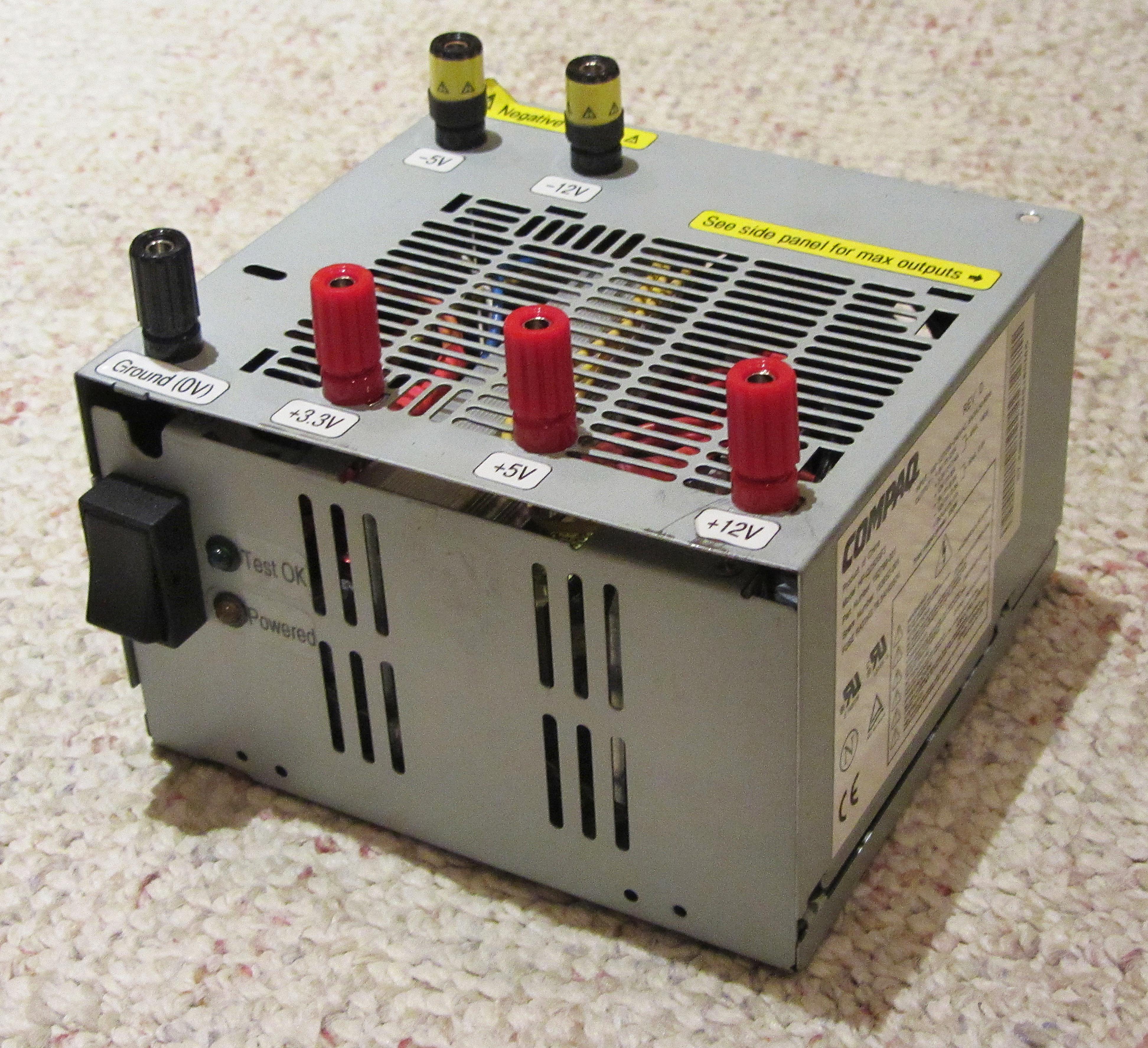 a maker\u0027s guide to atx power supplies 6 steps