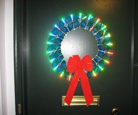 CD Wreath