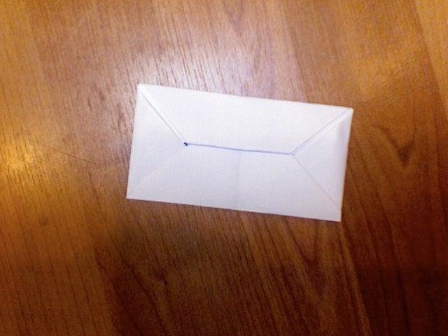 Paper Envelope - How to Make a Paper Envelope Without Glue or Tape ... | 480x640