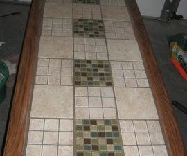 Tile a Table Top
