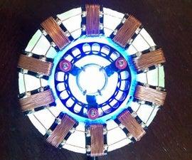 L.E.D Arc Reactor for 'Iron' Man Costume