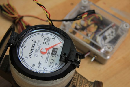 Save the World One Drop at a Time, Part 2: Monitoring Your Water Main (Plumbing Free)