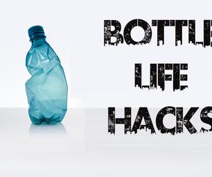 6 Amazing Plastic Bottle Life Hacks You Should Know