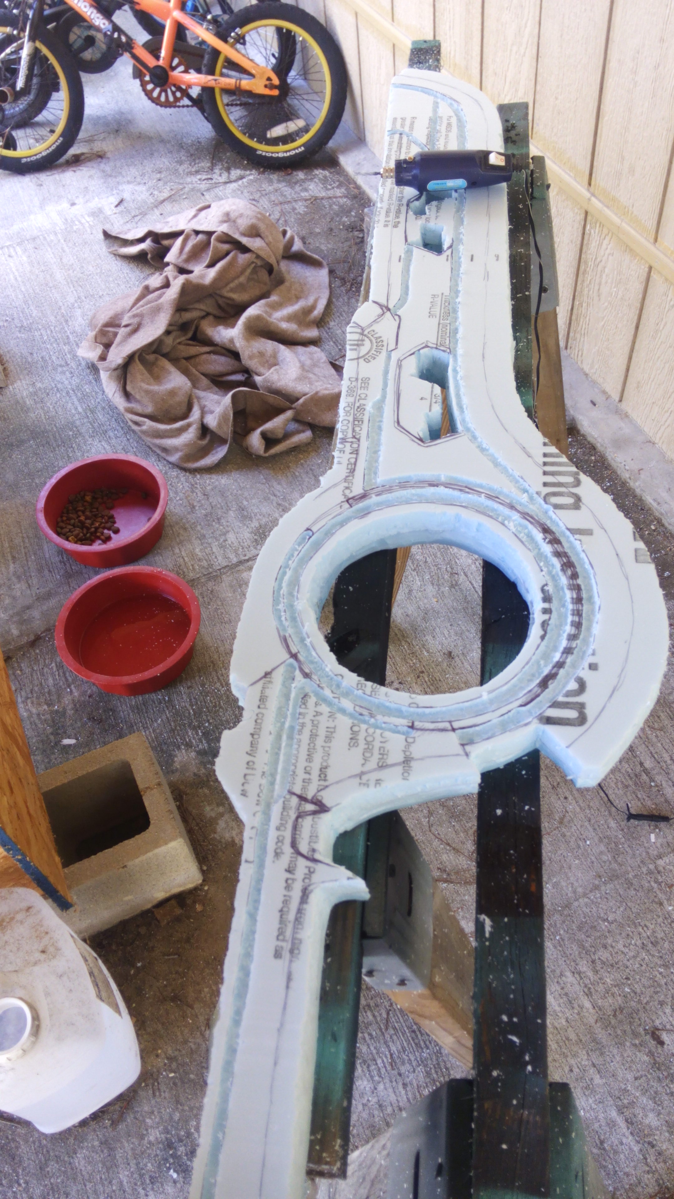 Picture of Channels and Shaping