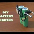 DIY || Battery Lighter ||