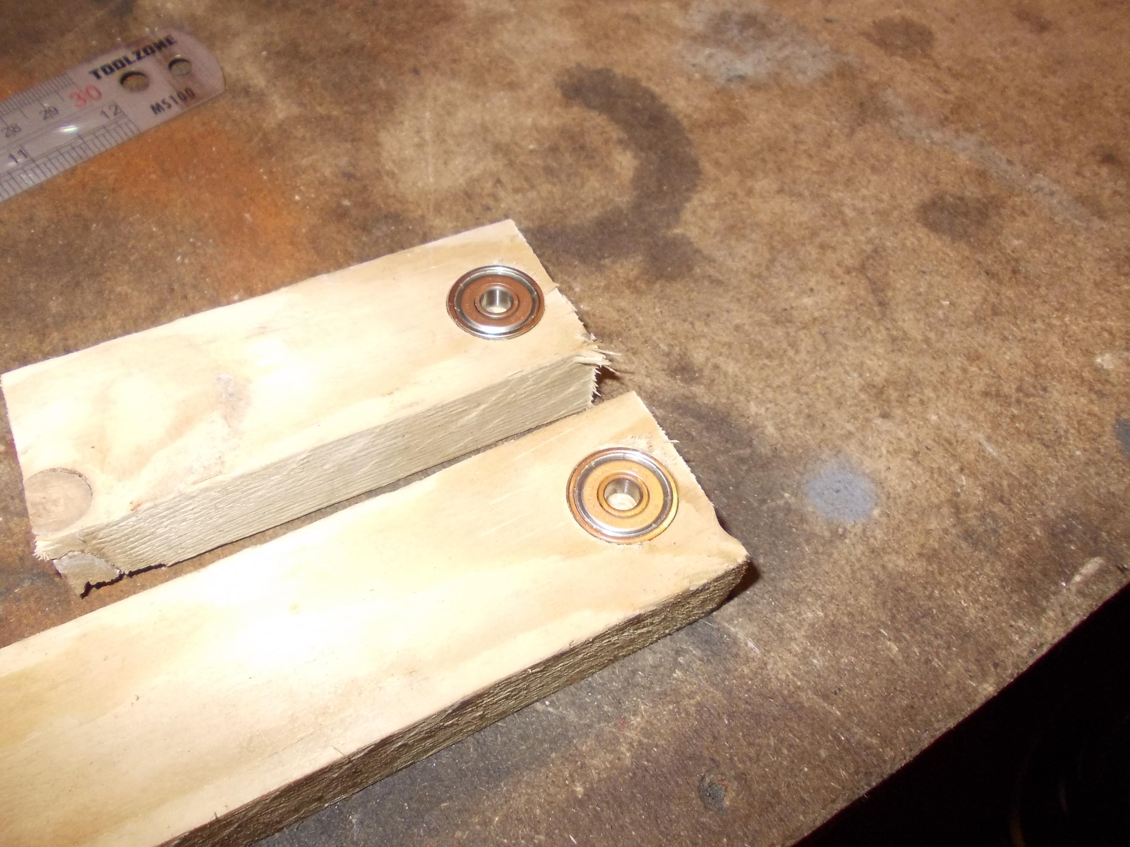 Picture of Making Bearing Blocks