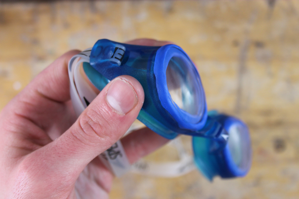 Picture of Step 3: Mount the Lens to Your Goggles
