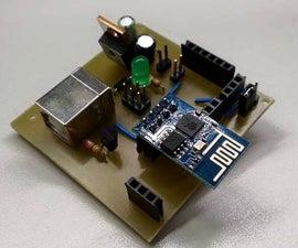 ESP8266 Maker's IoT Kit: PCB Breakout