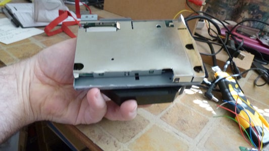 Trim the Drive Unit Assembly to Improve Airflow
