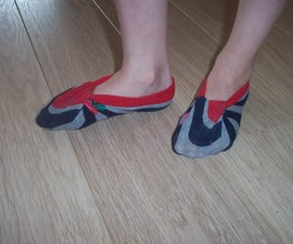 Socky-Shoes / Comfortable House Shoes