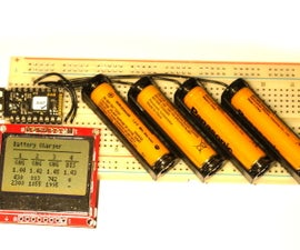 Smart Battery Charger (no soldering!)