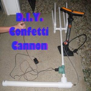 DIY Confetti Cannon