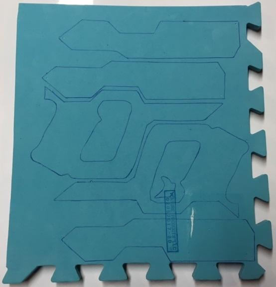 Picture of Foam Cutting