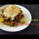 Mountain Bread™ - Vegetable Curry Pie