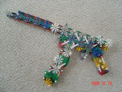 Knex M1 Carbine