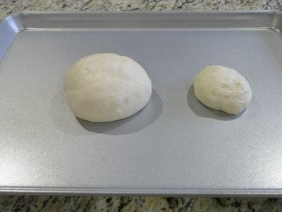 Initial Shaping of the Dough