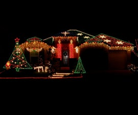 Computer Controlled Musical Christmas Lights