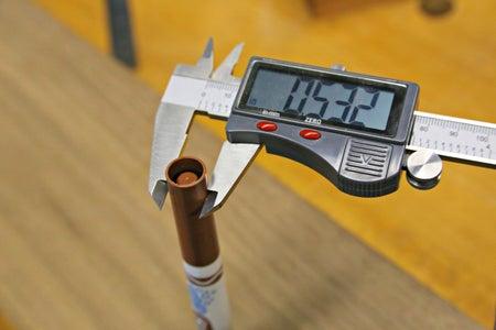 Measuring Marker Diameter