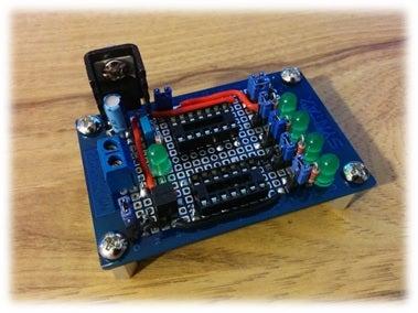 Boolean Testing Unit (B.T.U.) With Voltage Regulator