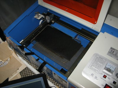 Cut Design on Laser Cutter