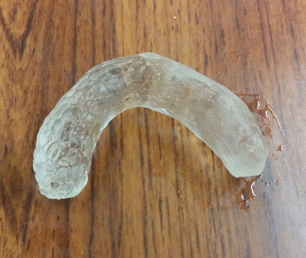 Picture of Instamorph Gum Sheild (mouth Guard)