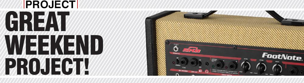 Picture of DIY Guitar Practice Amp