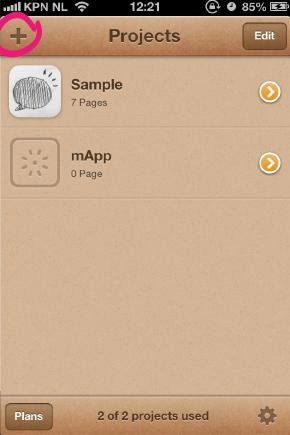 Picture of Using POP - Prototyping on Paper / Gebruik POP