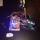 Arduino Cyclone Game
