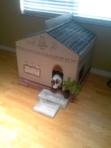 How to Make an Awesome Cathouse!