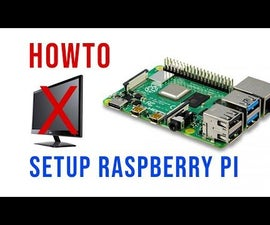 How to Setup Raspberry Pi Without Monitor and Keyboard