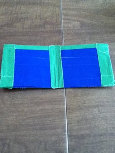 Making the Card Pockets
